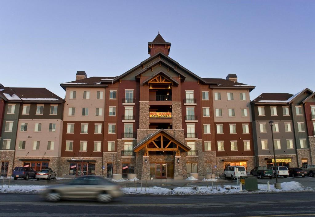Alpine Village Student Housing on Interior Design Firm
